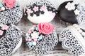 Beautifull cupcakes