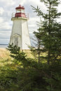 Beautiul Lighthouse Royalty Free Stock Photography