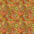 Beauty bright seamless summer pattern Stock Photo