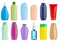 Beauty hygiene container Stock Photo