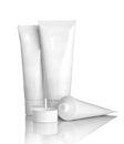 Beauty hygiene tube Royalty Free Stock Photo