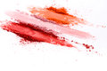 Beauty, makeup cosmetics, blush splash palette