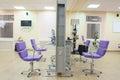 Beauty salon interior of a Stock Photos