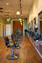 Beauty Salon Interior Royalty Free Stock Photography