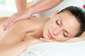 Beauty spa treatment Royalty Free Stock Photo