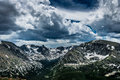 Beauty of the state of Colorado. Rocky Mountain National Park Royalty Free Stock Photo