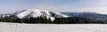 Krásné zimní hory