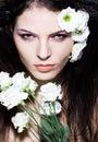Beauty Woman Glamour Portrait ...