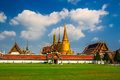 The beautyful of Wat Phra kaew Royalty Free Stock Photo