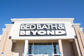 Bed Bath & Beyond Fotografia Stock