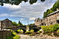 Beddgelert Views Royalty Free Stock Photography