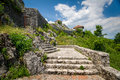 Bedem fortress ruins Royalty Free Stock Photo