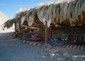 Bedouin house, Royalty Free Stock Photo