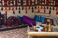 Bedouin Tent Royalty Free Stock Photo