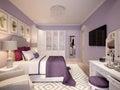 Bedroom Interior Design In Sha...