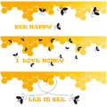 Bee headings