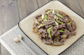 Beef Bulgogi Royalty Free Stock Image
