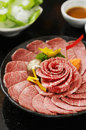 Beef fresh kobe from asia Royalty Free Stock Photography