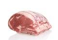 Beef prime rib roast Royalty Free Stock Photo