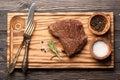 Beef steak medium Royalty Free Stock Photo