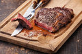 Beef steak Ribeye Royalty Free Stock Photo