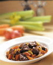 Beef stew Royalty Free Stock Photo
