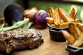 Beefsteak Royalty Free Stock Photo