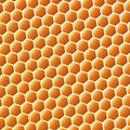 Beehive background Royalty Free Stock Image