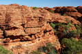 The beehive domes above Kings Canyon Stock Images