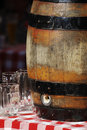 Beer barrel Royalty Free Stock Images