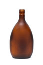 Beer bottle isolated on white background Stock Image