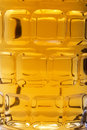 Beer close up picture of Royalty Free Stock Images