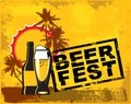 Beer fest Royalty Free Stock Image