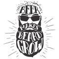 Beer Makes Beard Grow Oktoberf...