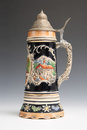 Beer Stein From Mittenwold Stock Photo