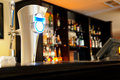 Beer tap in a bar. Stock Images