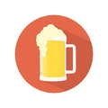Beer vector icon.