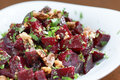 Beet salad Royalty Free Stock Photo