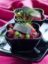 Beet salad Royalty Free Stock Image