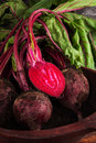 Beetroot harvest. Royalty Free Stock Photo