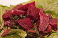 Beetroot Salad Royalty Free Stock Images