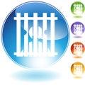 Behind Bars Royalty Free Stock Photo