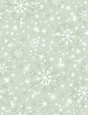 Beige background with snowflakes vector illustration Stock Photo