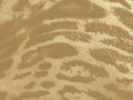 Beige brown gradiented leopard textile background may be used as a texture or Stock Photo