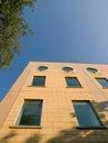 Beige Building Toronto Royalty Free Stock Photo