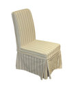 Beige chair Royalty Free Stock Photo