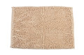 Beige color carpet or doormat Royalty Free Stock Images