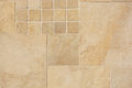 Beige colored tiles close up Royalty Free Stock Photo