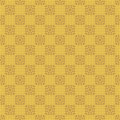 Beige colors geometric pattern design original and symbol series Stock Images