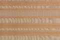 Beige embossed paper with horizontal line